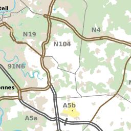 mappy itinéraire et note de frais